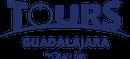 Logo Tours Guadalajara azul